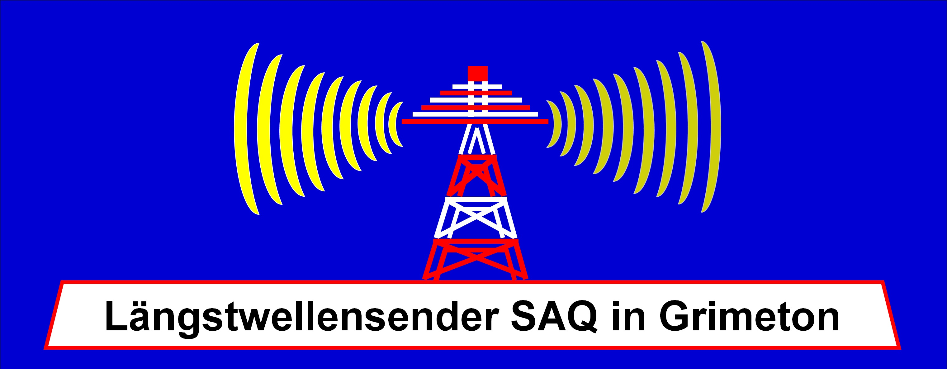 Längstwellensender SAQ in Grimeton